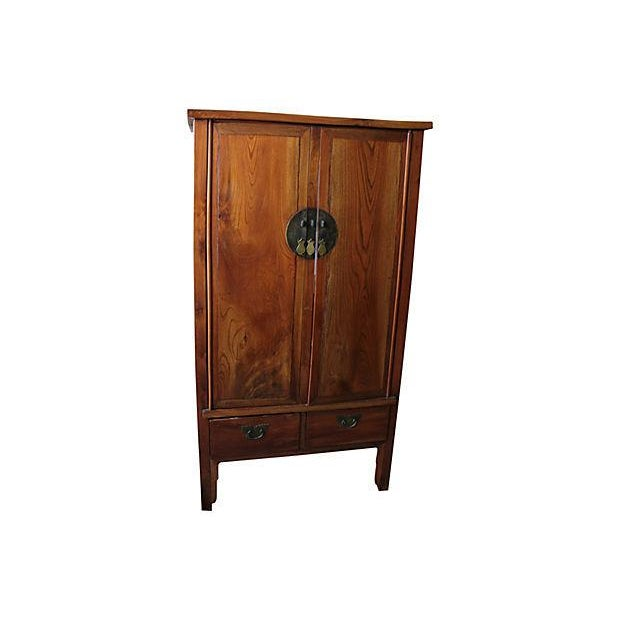 19th Century Antique Chinese Armoire - Image 2 of 5