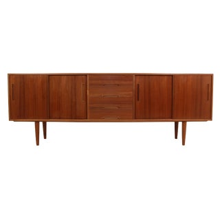 Nils Jonsson Teak Credenza Made by Troeds For Sale