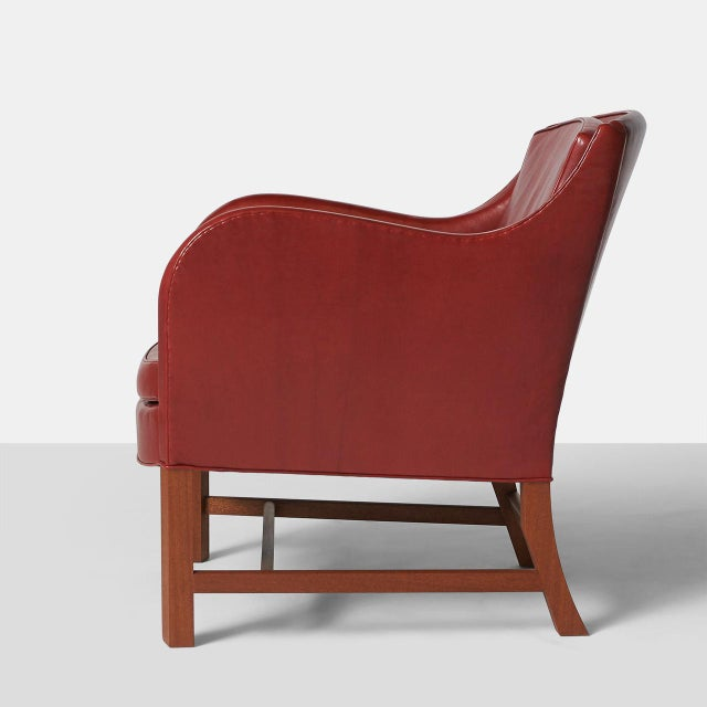 Rud Rasmussen Pair of Kaare Klint Mix Chairs For Sale - Image 4 of 9