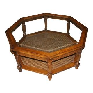 Vintage Danish Octagon Tables - Set of 3