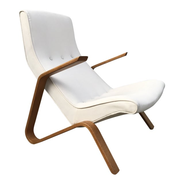 Early Series Knoll Grasshopper Chair For Sale