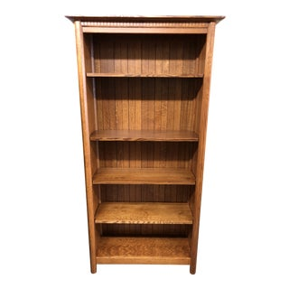 L.A.M.B Woodworking Mission Bookshelf