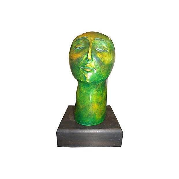 Porcelain Sculpture - Woman - Image 2 of 6