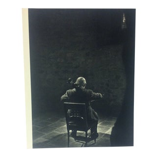 "Black & White Print on Paper, ""Pablo Casals"" by Yousuf Karsh, 1967 For Sale"