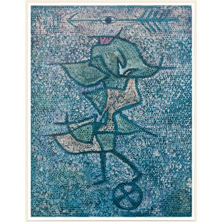 "1958 Paul Klee ""Diana"", First English Edition Lithograph For Sale"