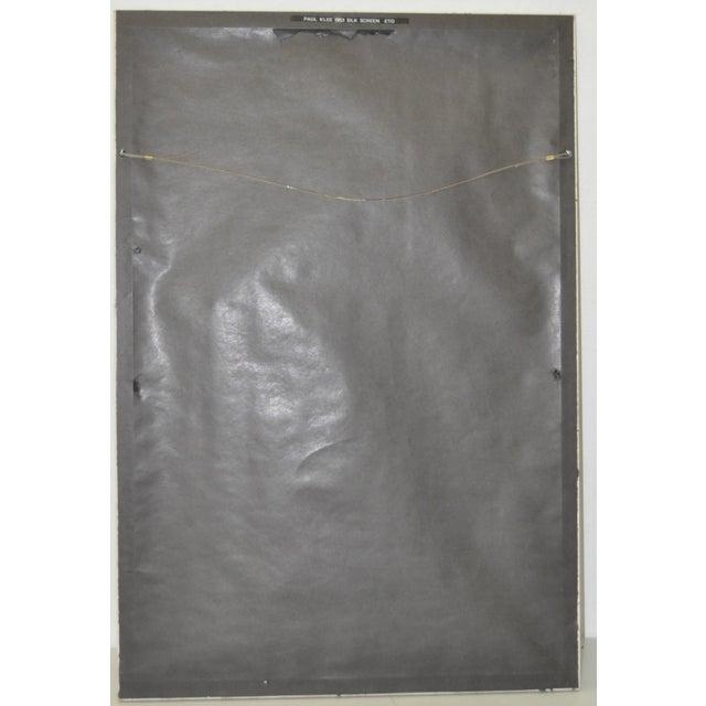 Paul Klee Vintage 1950s Silkscreen - Image 8 of 9