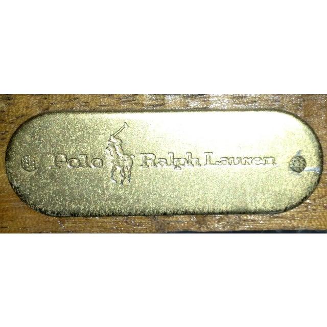 Wicker Ralph Lauren Wicker Bed For Sale - Image 7 of 7