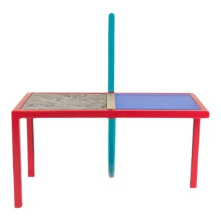 Przemek Pyszczek, Table With Teal Ring, Ca, 2019 For Sale