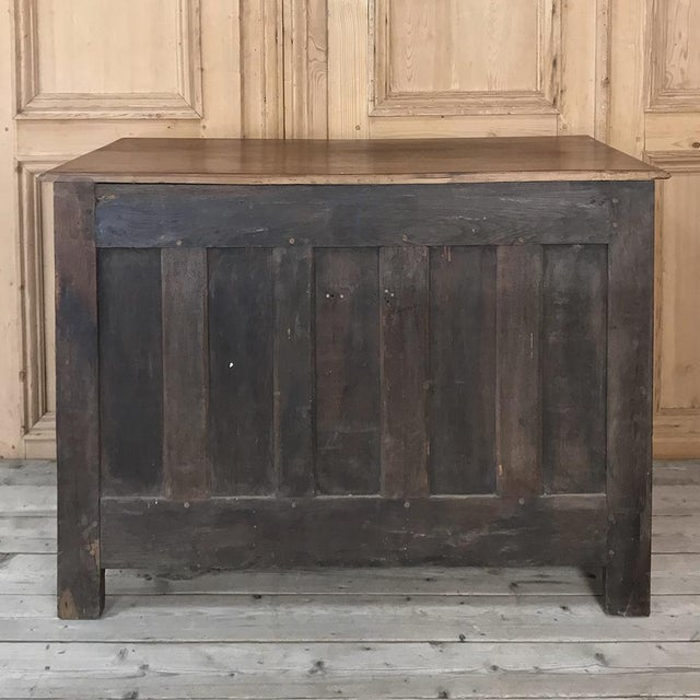 19th Century French Louis XIV Walnut Commode For Sale - Image 12 of 13