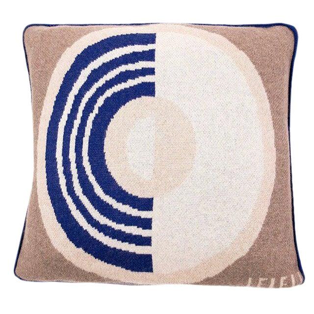 Maison Leleu - Constellation Cashmere Pillow For Sale