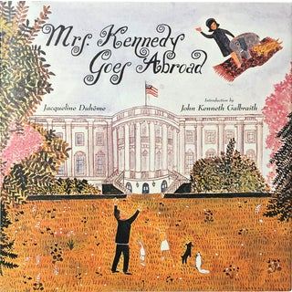 Mrs. Kennedy Goes Abroad Book For Sale