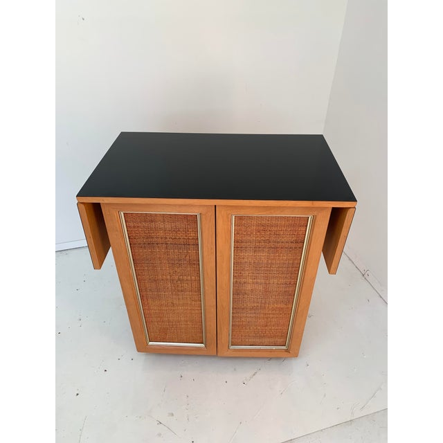 1960s Vintage Mid Century Bar Cart For Sale - Image 13 of 13
