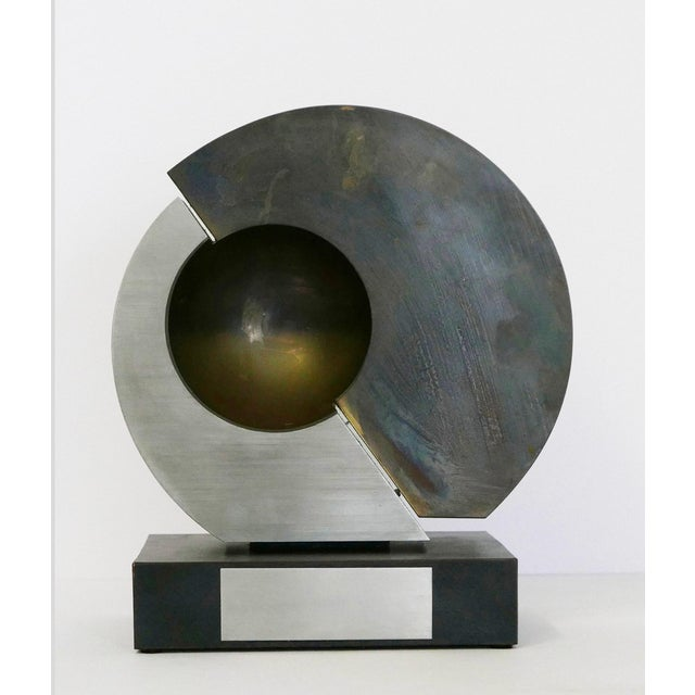 Modernist Sculpture by Dolly Moreno For Sale In Palm Springs - Image 6 of 6