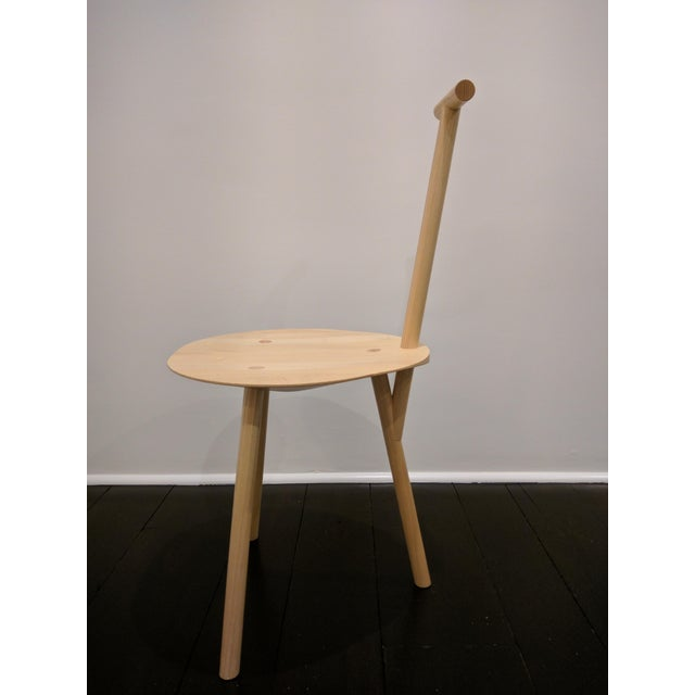 Contemporary Faye Toogood Spade Chair For Sale - Image 3 of 10