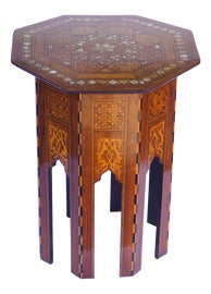 Image of Moroccan Side Tables
