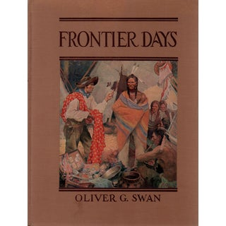 """1928 """"Frontier Days"""" Collectible Book For Sale"""