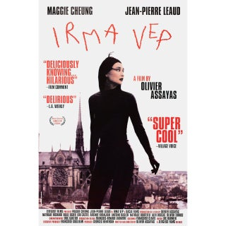 Irma Vep 1996 U.S. One Sheet Film Poster For Sale