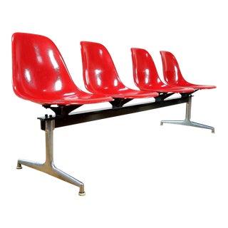 Herman Miller 4-Seat Tandem Sling Bench