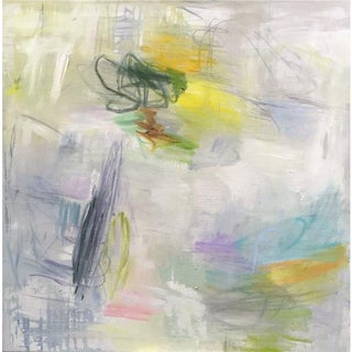"""""""Making Honey"""" by Trixie Pitts Extra-Large Abstract Oil Painting For Sale"""