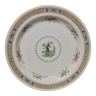 Vintage Royal Doulton Chinoiserie Plate For Sale