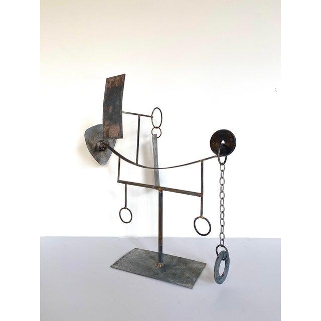 Mid-20th Century Modernist/Constructivist Sculpture For Sale - Image 4 of 7