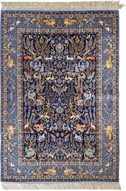 Image of Cornflower Blue Rugs