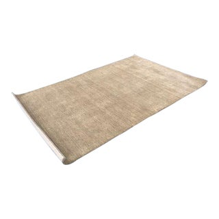 Jaipur Wool Living Rug - 5' X 8' For Sale