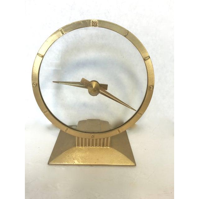 Mid-Century Art Deco Clock - Image 2 of 4