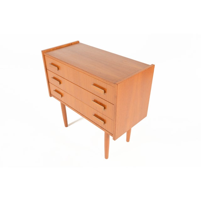 Danish Modern Ejsing Mobelfabrik 3-Drawer Chest - Image 5 of 10