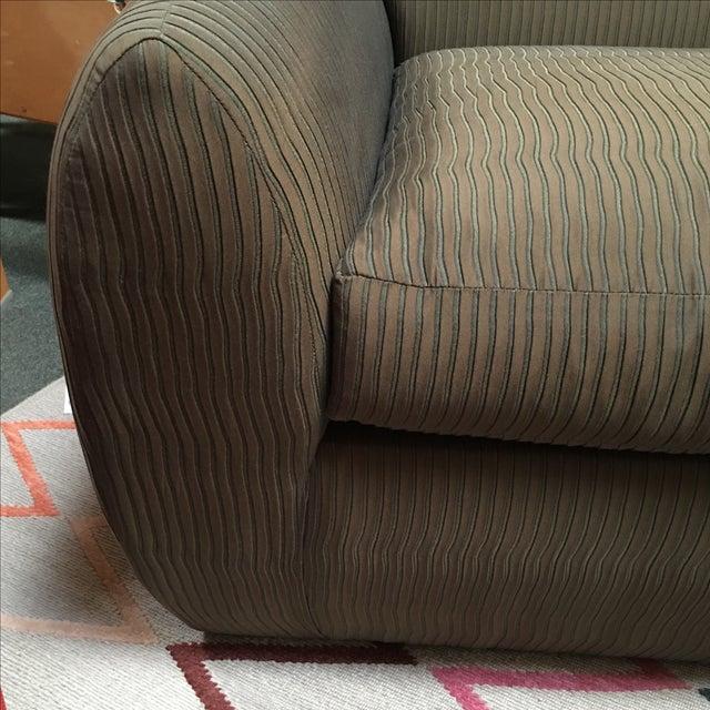 Dakota Jackson Ke-Zu Chair & Ottoman Set - Image 7 of 9