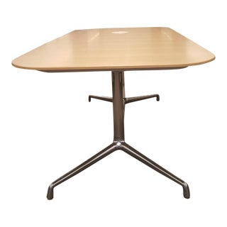 Mid-Century Modern Coalesse Rectangle Conference Table For Sale
