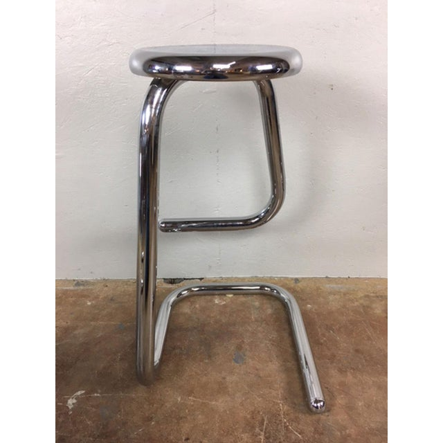 Paperclip Counter Stools - Set of 3 - Image 3 of 9