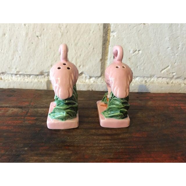 Pink Flamingo Salt & Pepper Shakers - Pair - Image 6 of 8