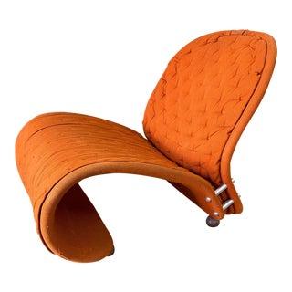 Verner Panton Easy Chair for Fritz Hansen For Sale