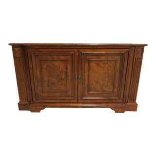 Ethan Allen Hensley Media Cabinet Townhouse Sideboard Console