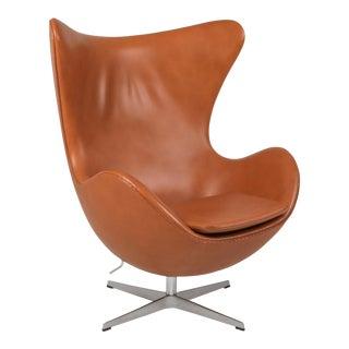 Egg Chair by Arne Jacobsen for Fritz Hansen For Sale