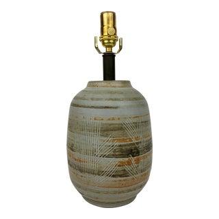 1950s Mid-Century Design Technics Lee Rosen Lamp For Sale