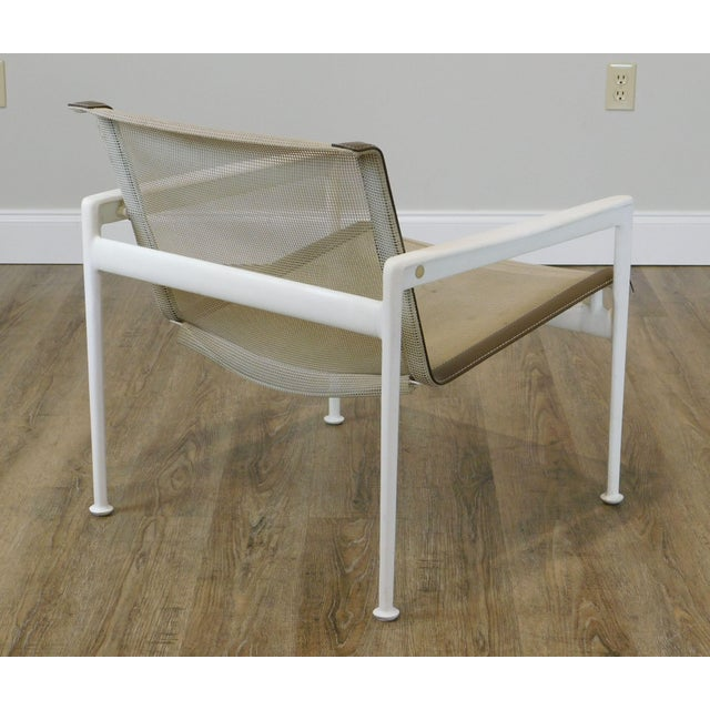1980s Knoll Richard Schultz 1966 Patio Lounge Chair with Arms For Sale - Image 5 of 13