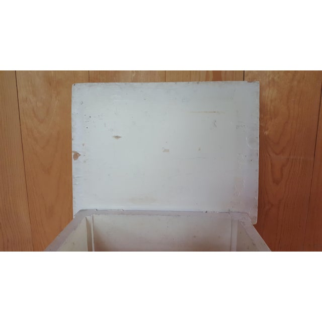 Shabby Chic Wooden Stool - Image 6 of 7