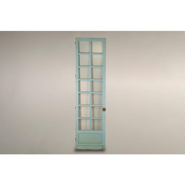 Pair of Antique French Original Paint Doors, Circa 1800s For Sale - Image 10 of 10