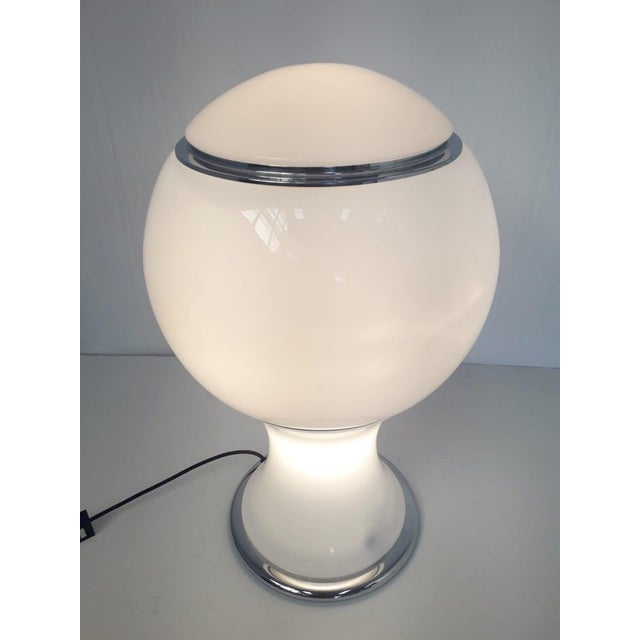 1960s Rare Mongolfiera Lamp by Fontana Arte For Sale - Image 5 of 7