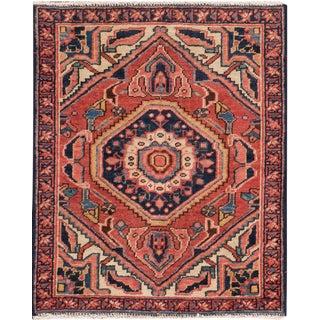 "Apadana - Vintage Persian Rug, 2'3"" x 2'9"" For Sale"