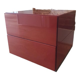 Design Within Reach Bensen Brix Modular Stacking Drawer For Sale