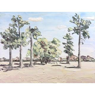 """Hilders (15.4.17) - Plein Air"" Original Artwork by Sally West For Sale"