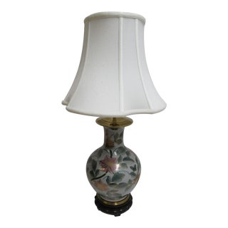 Ethan Allen Chinoiserie Table Lamp Shade For Sale