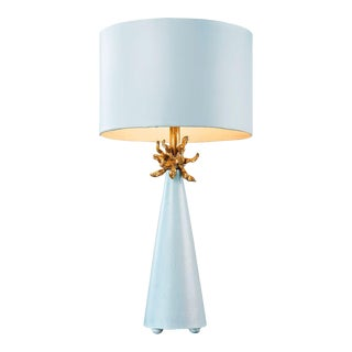 Neo Blue Table Lamp