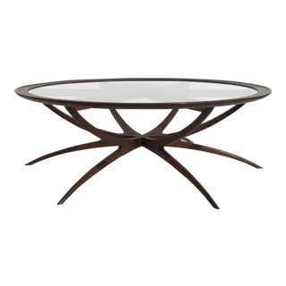 Danish Spider Leg Coffee Table For Sale