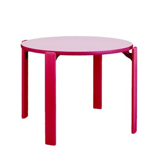 1971 Dietiker Rey Jr Table - Candy - the Children Version of the Iconic Rey (Swiss Design) For Sale