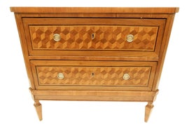 Image of Walnut Commodes
