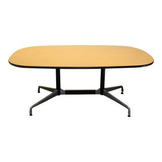 Ray & Charles Eames for Herman Miller Modern Dining Conference Table For Sale